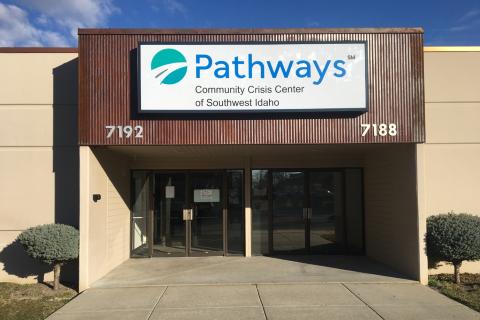 Pathways Community Crisis Center